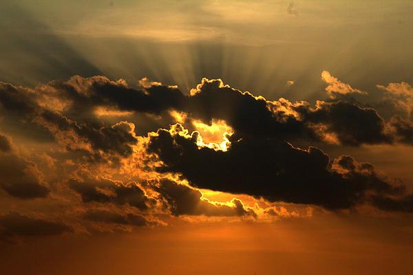 Nabil Kannan - Fiery Sunset