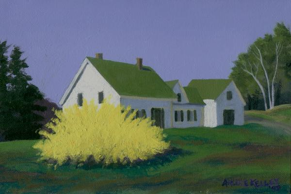 Fifty Springs Painting