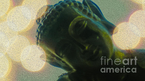 Finding Zen Print by Cheryl Young