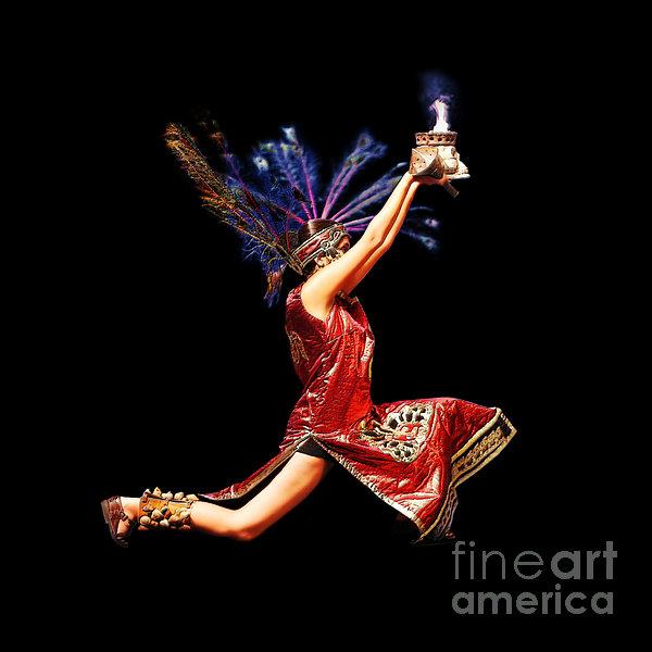 Cindy Singleton - Fire Dancer