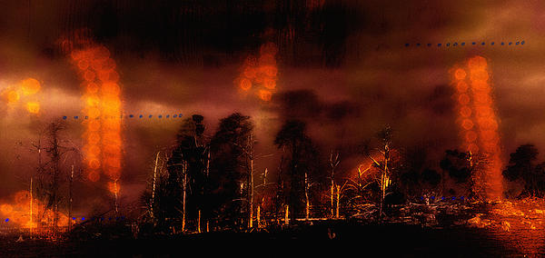 John Monteath - Fire Flares