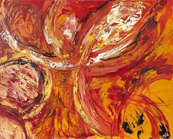 Firework Print by Thomas Kleiner
