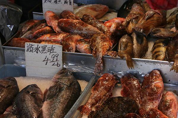 Fish market san francisco by bill eggert for San francisco fish market