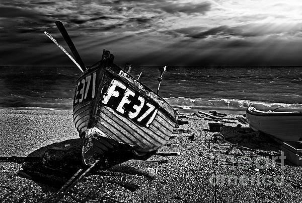 Meirion Matthias - fishing boat FE371