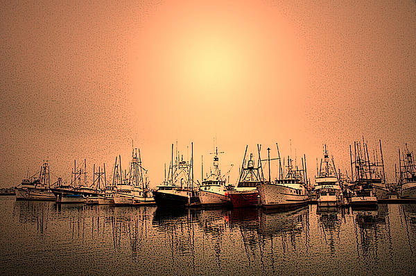 Richard Shelton - Fishing Fleet