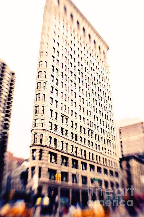 Kim Fearheiley - Flatiron Building NYC