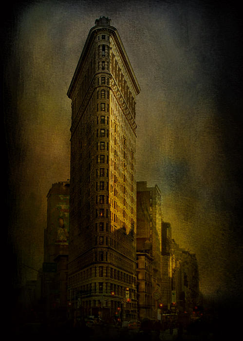 Jeff Burgess - Flatiron Building...My View..revised