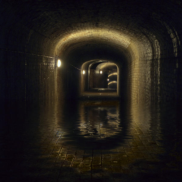 Steev Stamford - Flooded tunnel