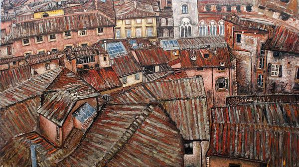 Vladimir Kezerashvili - Florence roofs