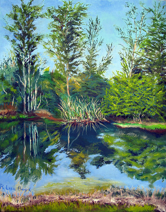 Lisa Boyd - Florida Landscape