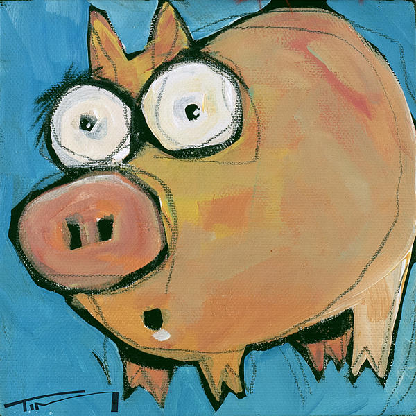 Tim Nyberg - Flying Pig 4