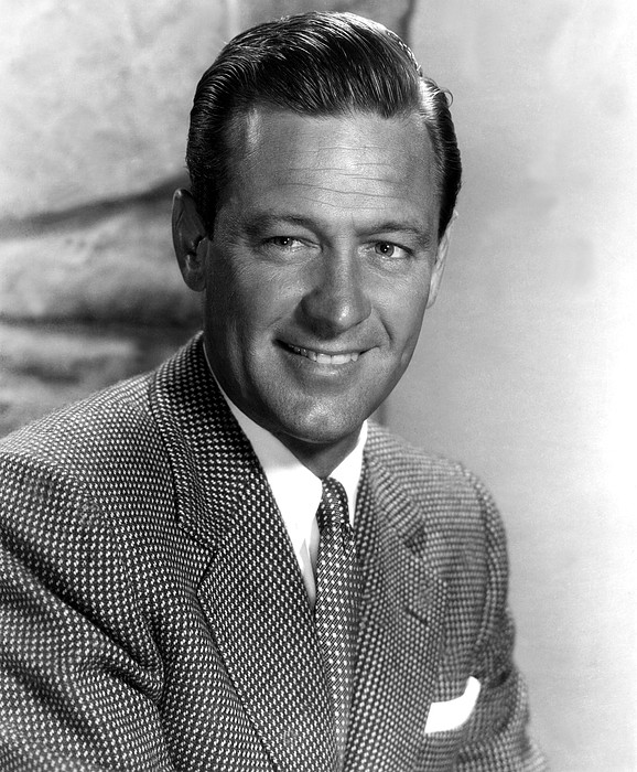 Force Of Arms, William Holden, 1951 Print by Everett