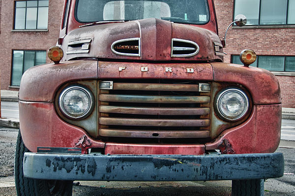 Ford 4623 Photograph  - Ford 4623 Fine Art Print