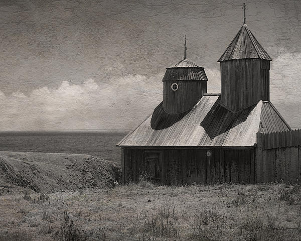Fort Ross Seashore Print by Julie Magers Soulen