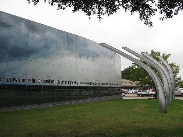 Fort Worth Tornado Art Print by Shawn Hughes