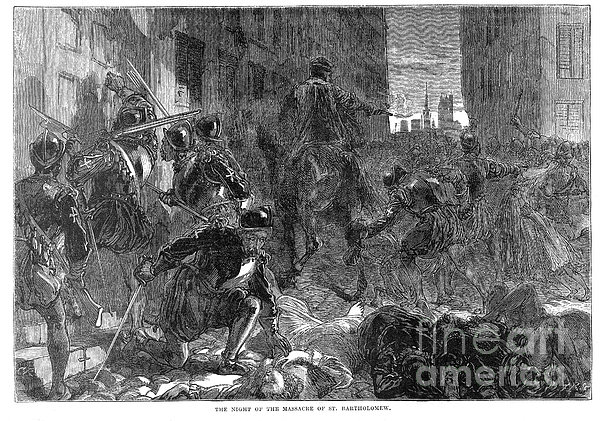 France: Massacre, 1572 Print by Granger