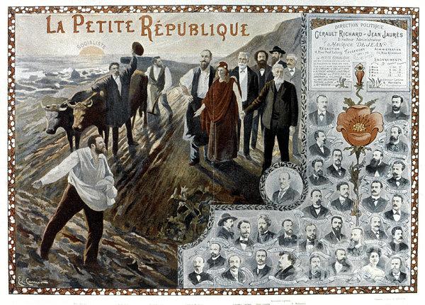 France: Socialism, 1900 Print by Granger