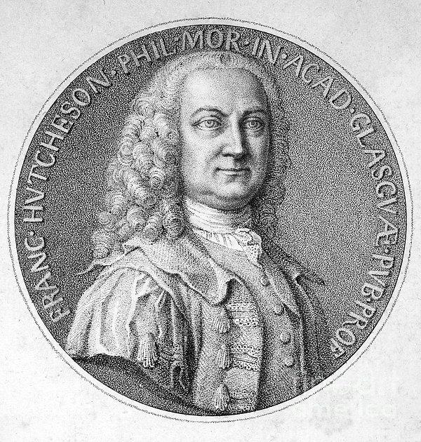 Francis Hutcheson Print by Granger