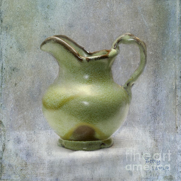 Frankhoma Pitcher Print by Betty LaRue