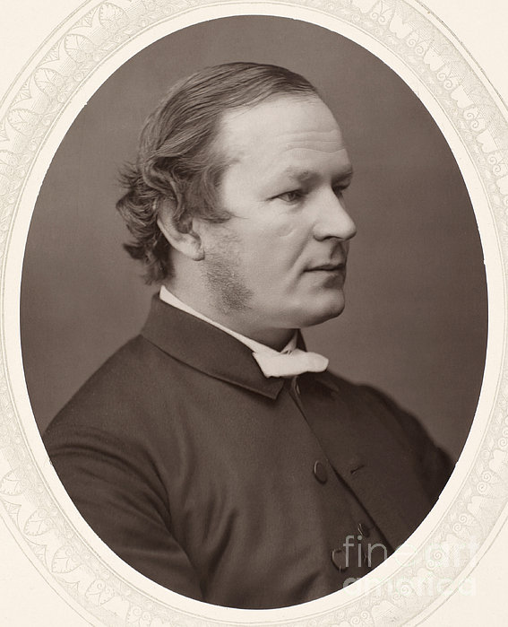 Frederic William Farrar Print by Granger