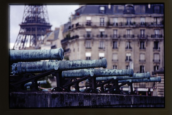 French Canons Print by Don Wolf