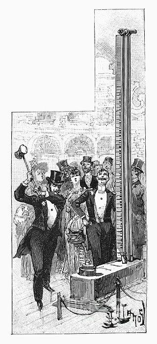 French Fair, 1889 Print by Granger