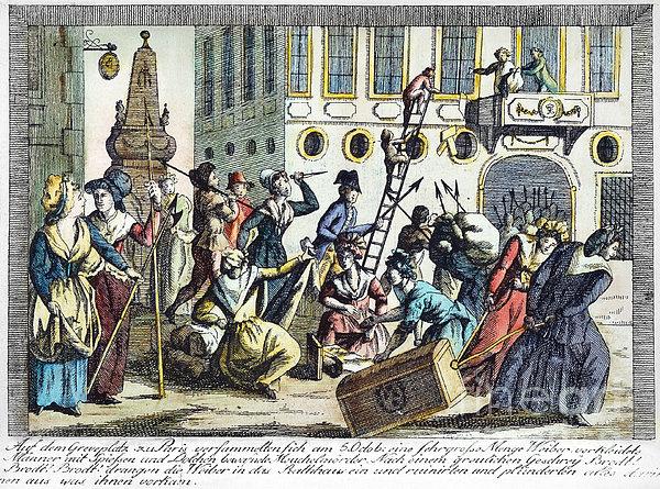 French Revolution, 1789 Print by Granger