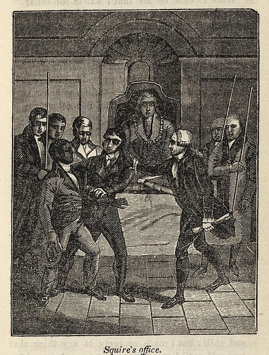 Fugitive Slave Henry Bibb Appears Print by Everett