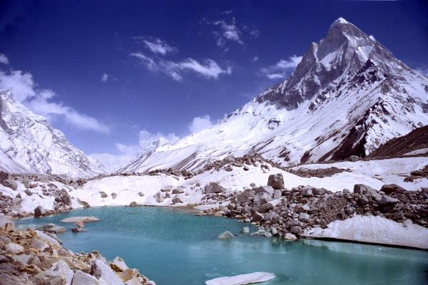 Sam Oppenheim - Gandharva Tal and Mount Shivaling