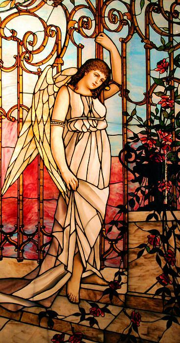 Kristin Elmquist - Garden Angel
