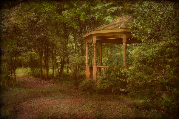 Pat Abbott - Gazebo In The Woods