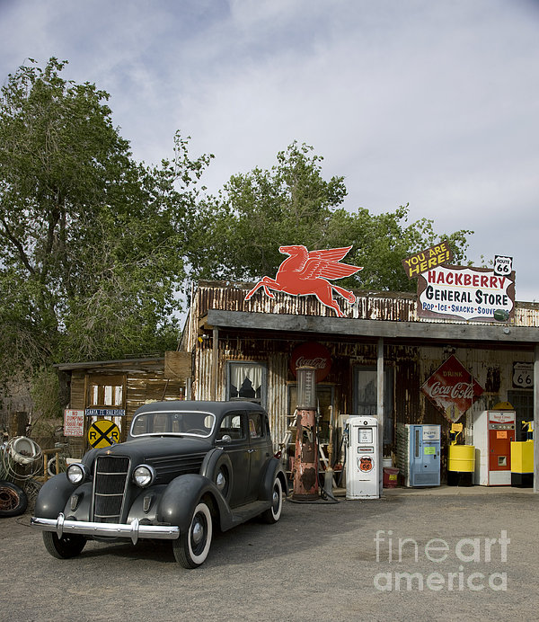 General Store, 2009 Print by Granger