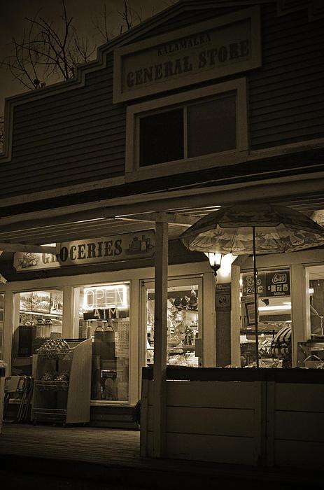Pam Walker - General Store