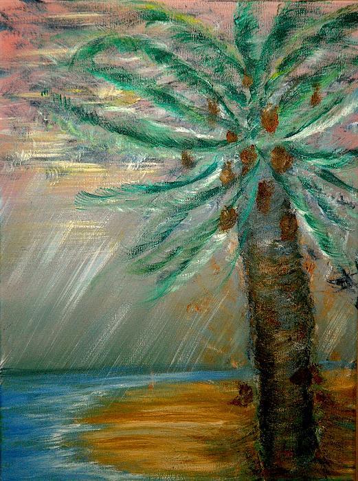 Debra Kent - Gentle Palm
