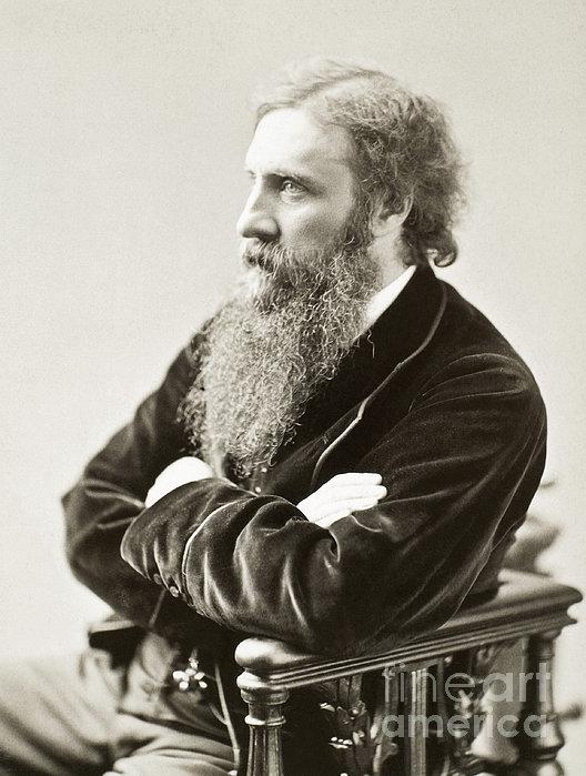 George Macdonald Print by Granger