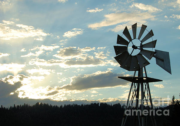 Heidi Lesur - Giant Windmill