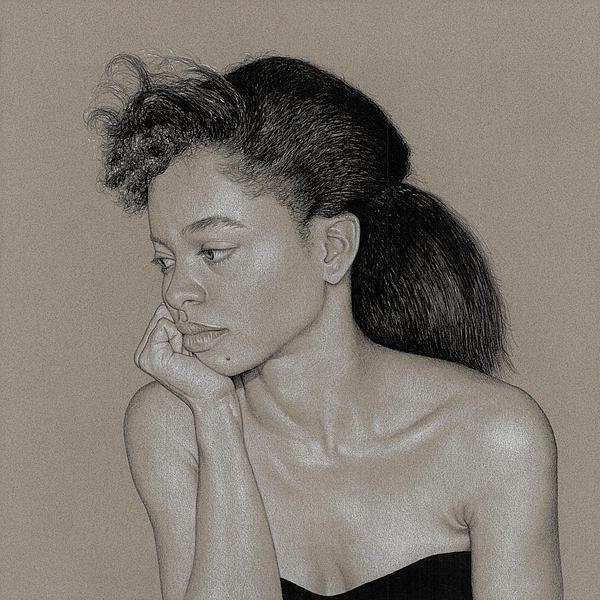 Gillian 1 Print by David Kleinsasser