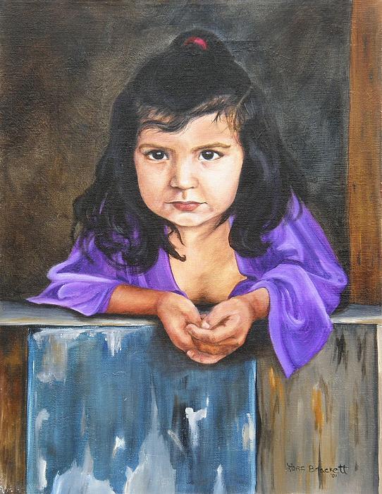 Lori Brackett - Girl From San Luis