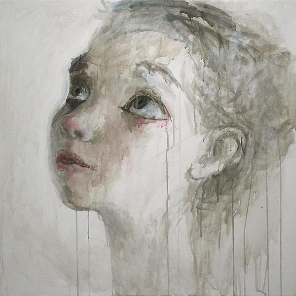 Ipalbus Artist - Girl looking upwards