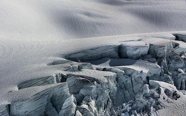 Kristin Elmquist - Glacier Closeup