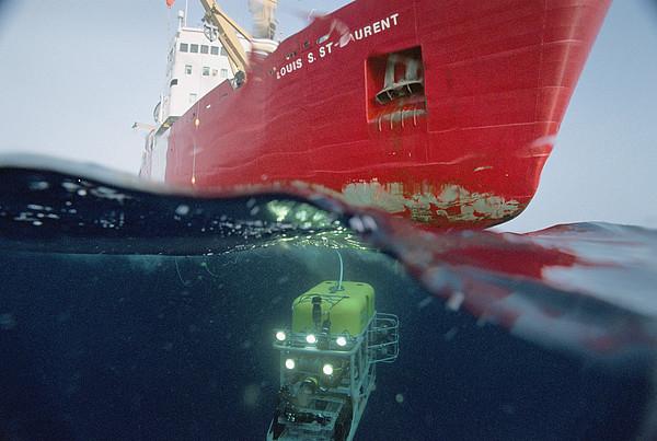 Global Explorer, An Rov Capable Print by Paul Nicklen