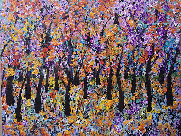 Sue Holman - Glow Of Indian Summer