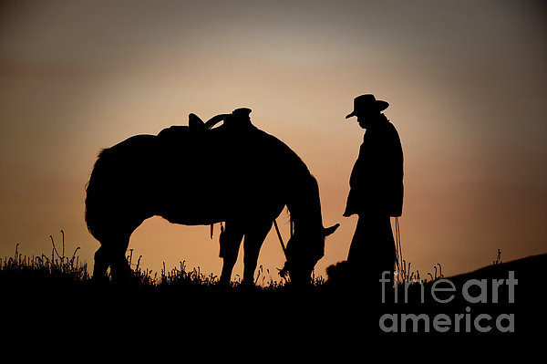 Going Home Print by Sandra Bronstein
