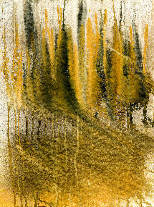 Hakon Soreide - Golden Autumn Forest