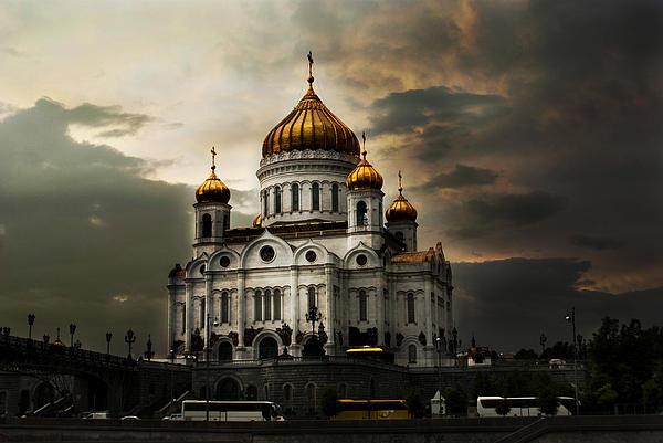 Nelieta Mishchenko - Golden domes
