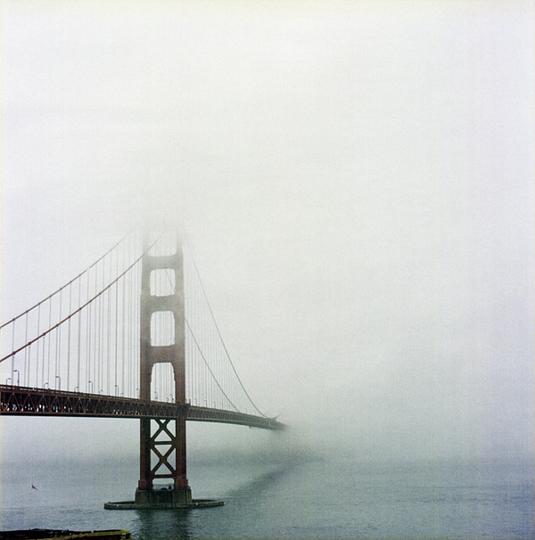 Golden Gate Bridge, San Francisco, California Print by Tuan Tran