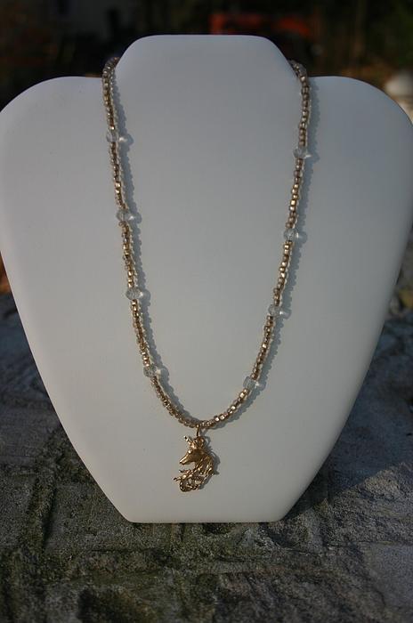 Golden Unicorn Jewelry