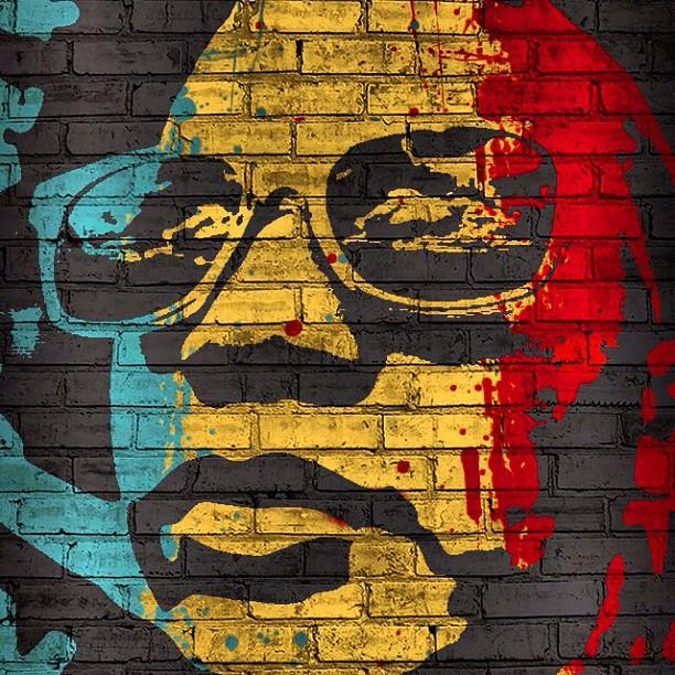 Rasta Graffiti Art Graffiti Reggae Rasta