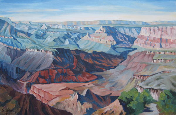 Edward Abela - Grand Canyon Arizona