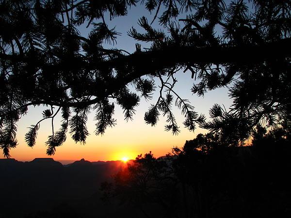 Faye Creel - Grand Canyon Sunrise